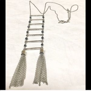 Free People Ladder Necklace